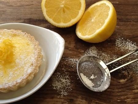 Easy Lemon Tart | Tarte au Citron
