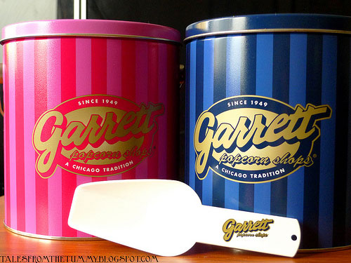 Garrett Popcorn from Chicago