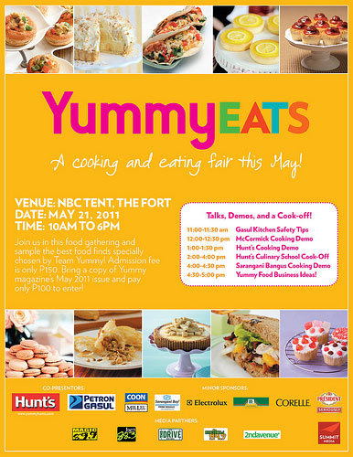 Win Tickets to Yummy Eats