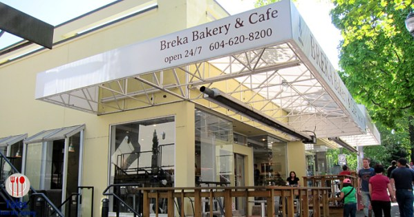 Breka Bakery and Cafe, Vancouver