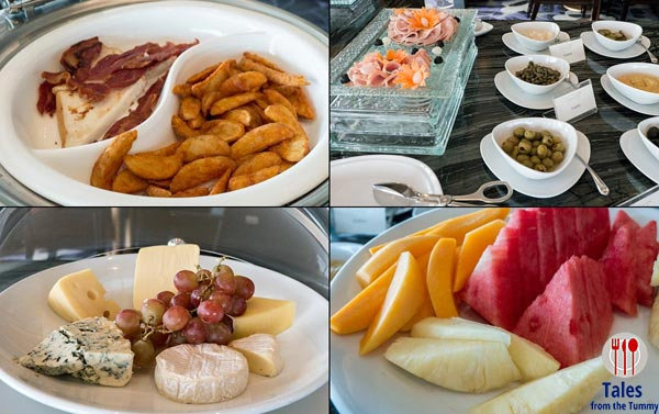 Bellevue Signature Club Lounge Breakfast 01