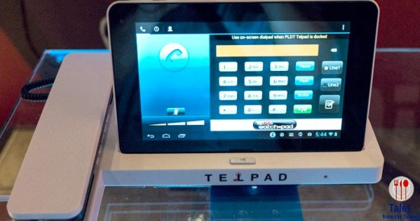 Watch, Listen and Play with the PLDT Home Quad Core Telpad