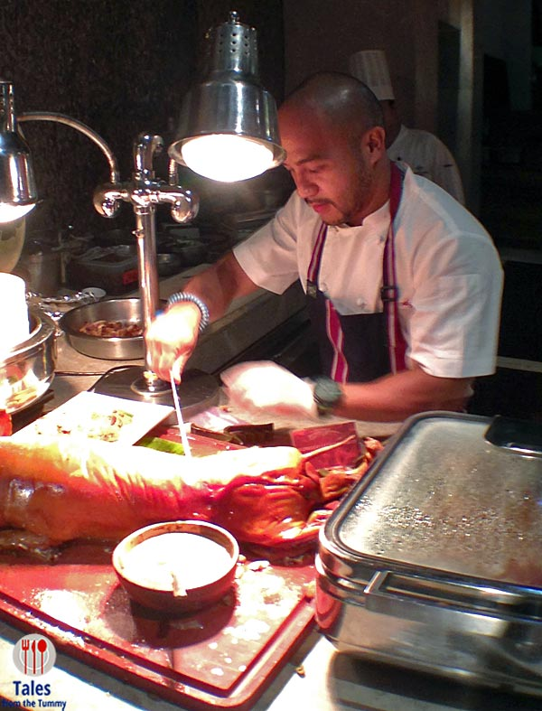 Best of Filipino Cuisine Chef JP Anglo Lechon