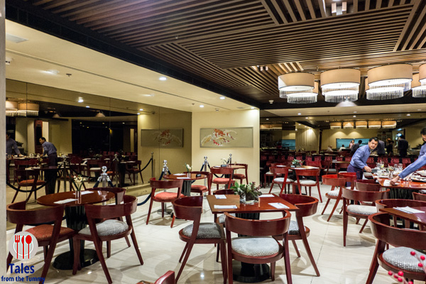 East Cafe Rustans Makati Interiors