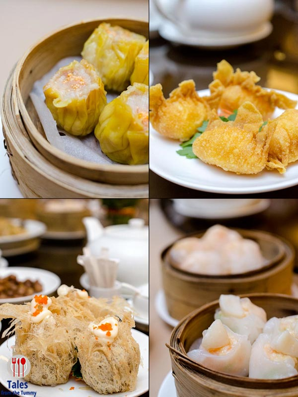 Phoenix Court Dimsum Assorted Dimsum