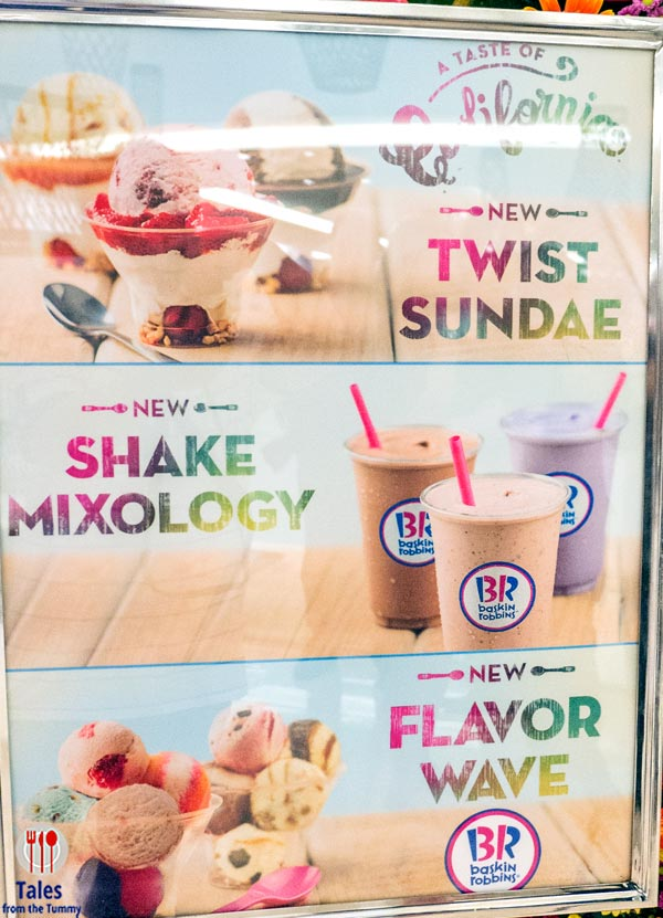 Baskin Robbins Philippines BGC Central Square A Taste of California