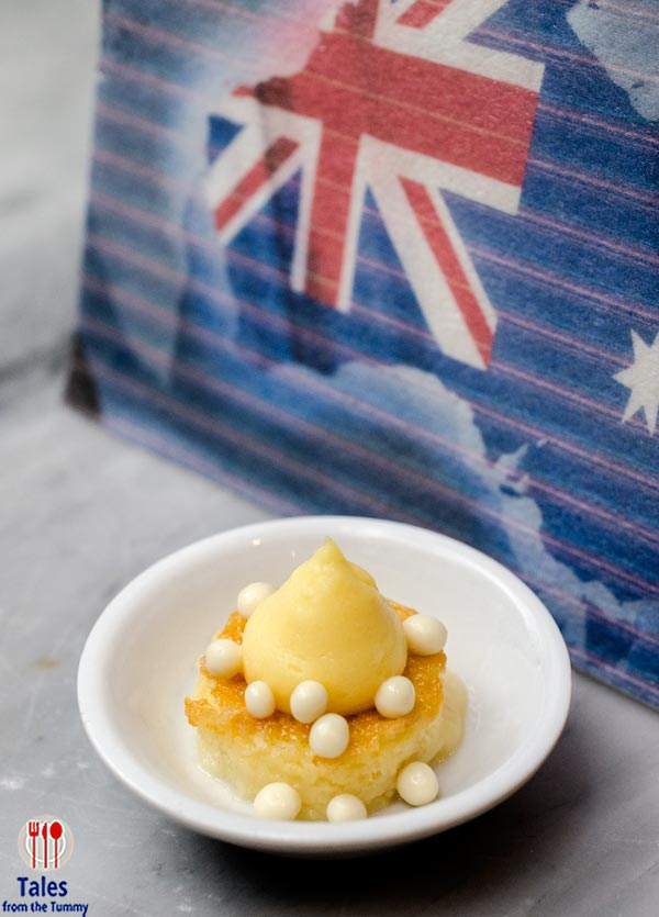 Diamond Corniche Australian Lemon Cake
