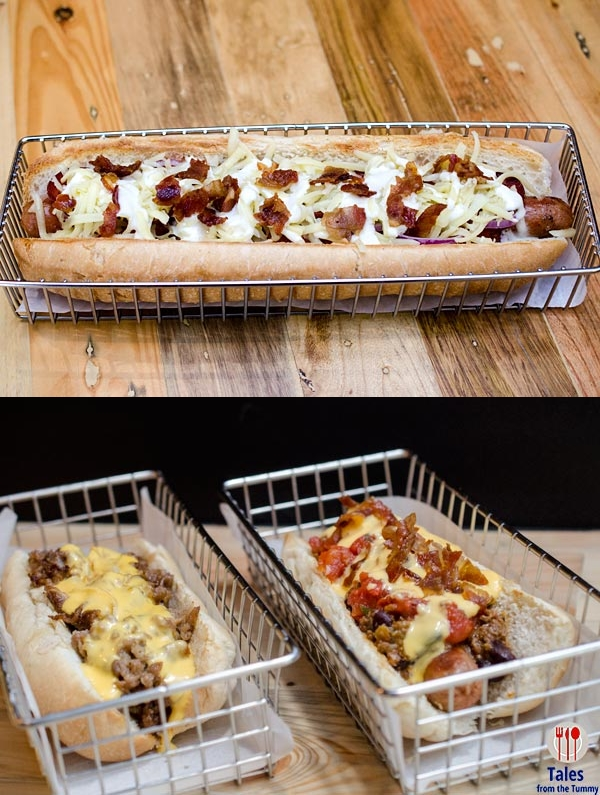 Off The Grid McKinley Hill Hot Dogs