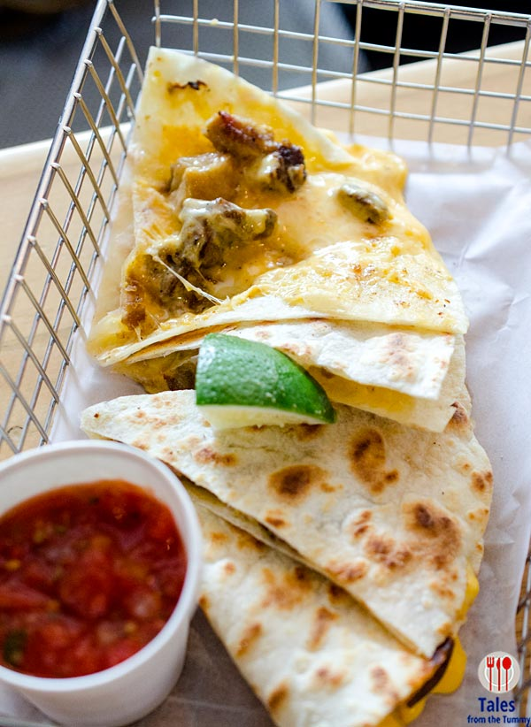 Off The Grid McKinley Hill Quesadilla