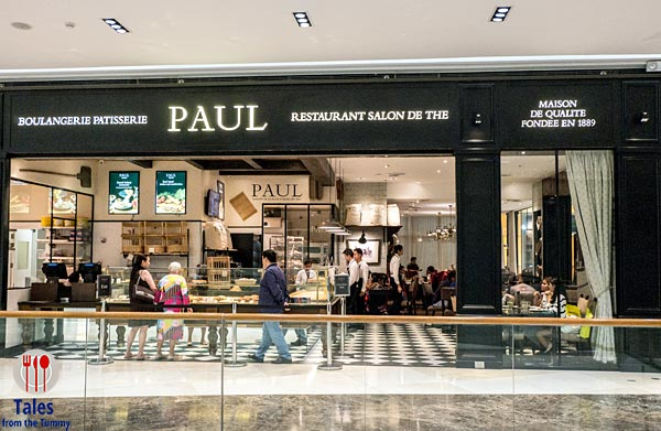 Paul Patisserie and Boulangerie SM Aura 01
