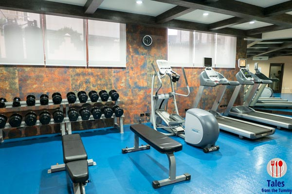 Bellevue Resort Bohol Philippines Gym