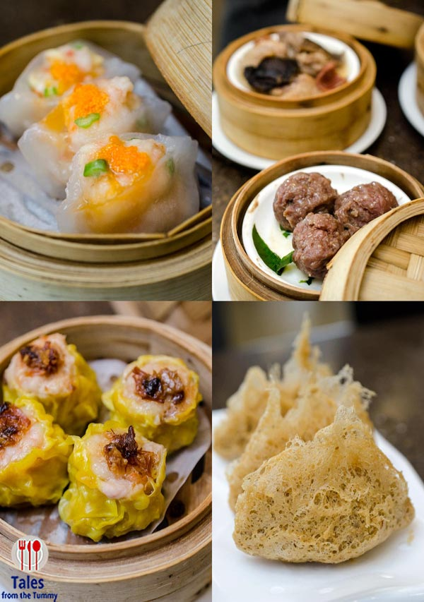 King Chef Dimsum Kitchen Dimsum Selections