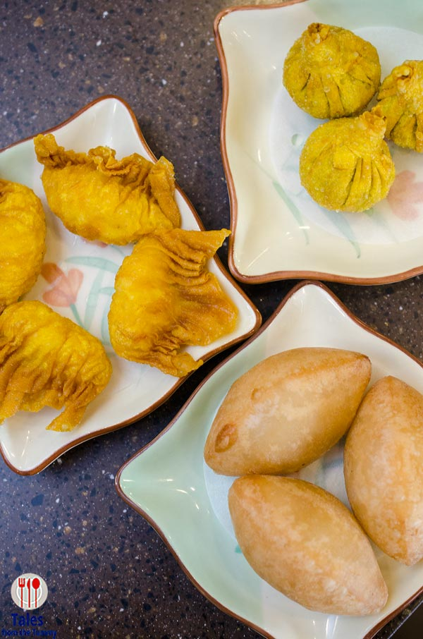 King Chef Dimsum Kitchen Ham Suy Kok Fried Wontons