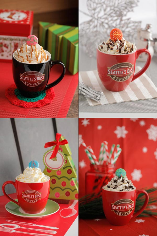 Seattles Best 2015 Christmas Drinks Hot Mocha