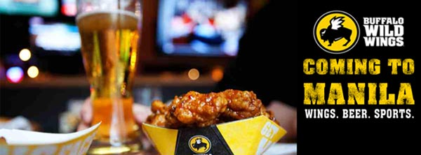 Buffalo Wild Wings Estancia Mall Ph