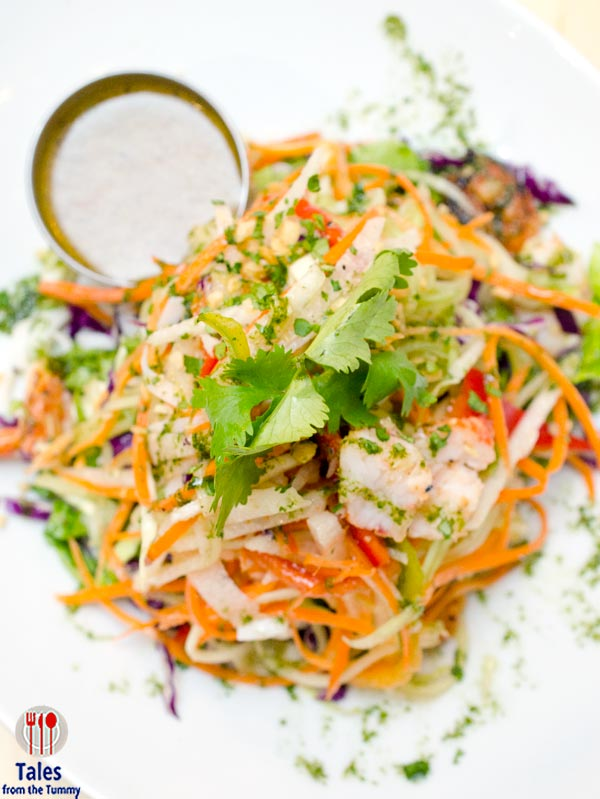 Fireside By Kettle SM Fashion Hall Asian Shrimp Salad 01