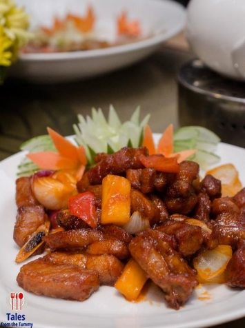 Sweet and Sour Pork Ribs