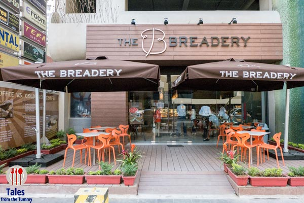 The Breadery Ortigas Emerald 01