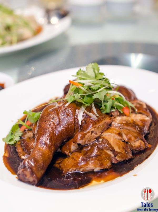 Ming Kee Live Seafood Restaurant Soay Chicken