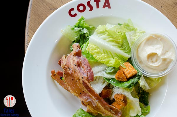 Costa Coffee Philippines Caesar Salad