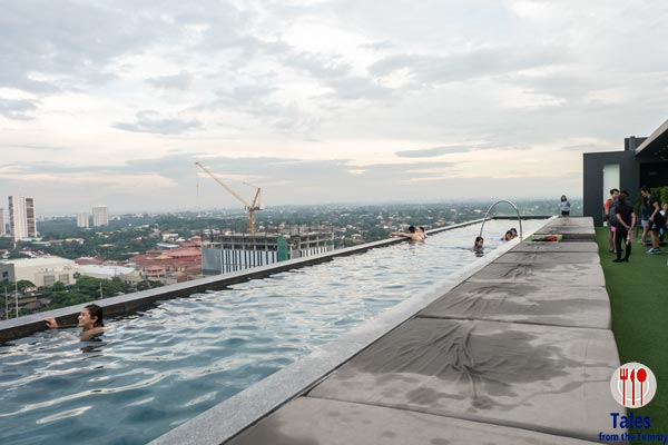 Azumi Bolutique Hotel Alabang Infinity Pool