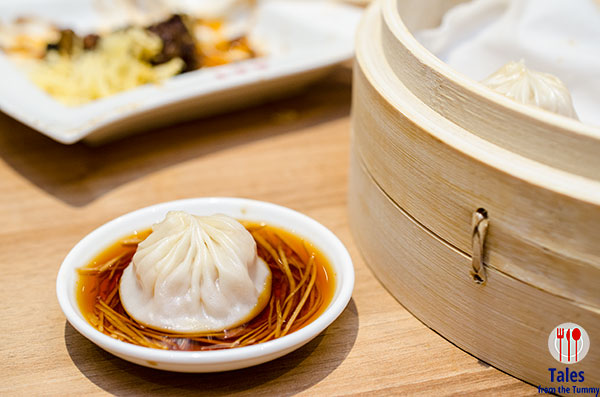 Din Tai Fung PH Xiao Long Bao Soy and Vinger and Ginger
