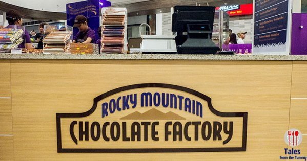Rocky Mountain Chocolate Factory Opens in Manila