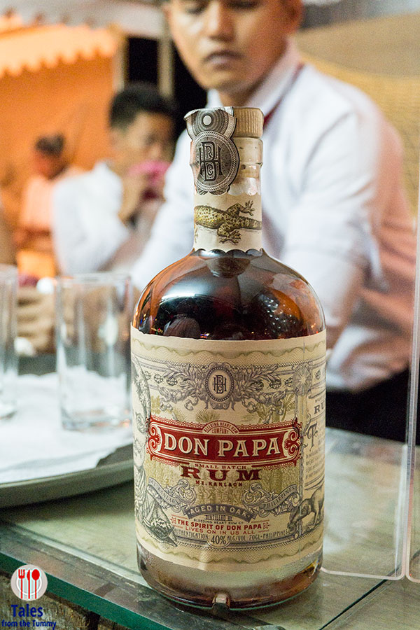 Madrid Fusion Manila Don Papa Rum