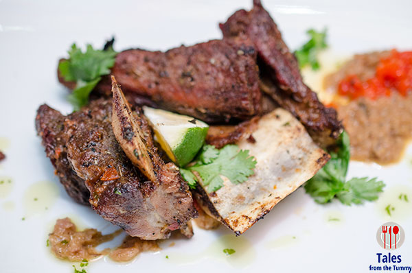 Gostoso Kapitolyo Twice Cooked Beef Ribs