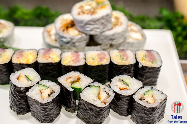 Nobu Manila Sunday Brunch Maki