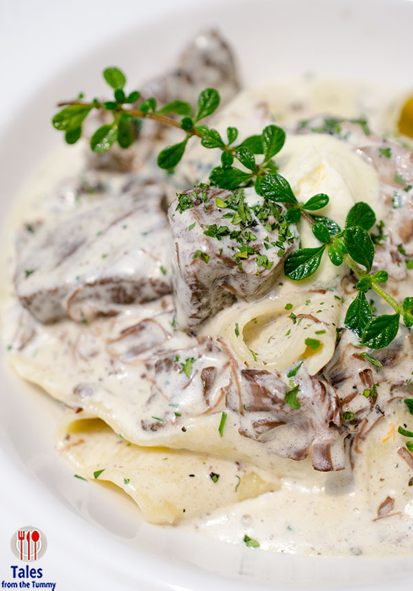 Taza Fresh Table Beef Stroganoff