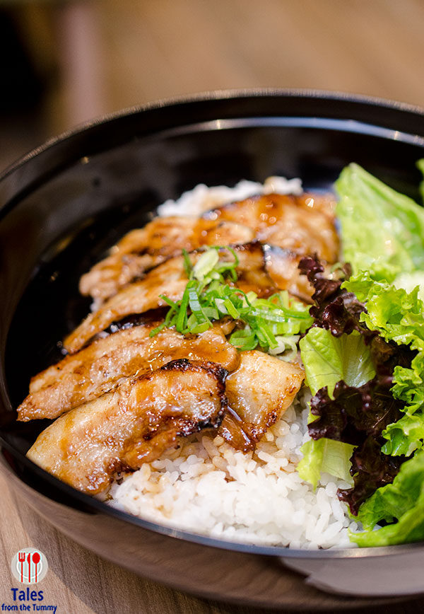 Botejyu Manila Grilled Pork Rice Bowl