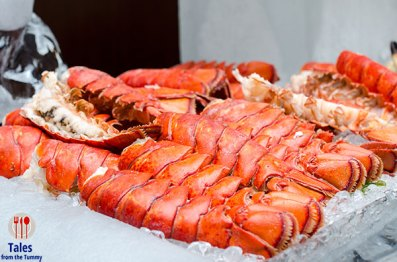 Boston Lobster Tails