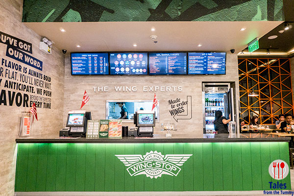 Wingstop Estancia Mall