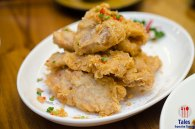 Paradise Dynasty S Maison Deep Fried Garlic Pork Ribs