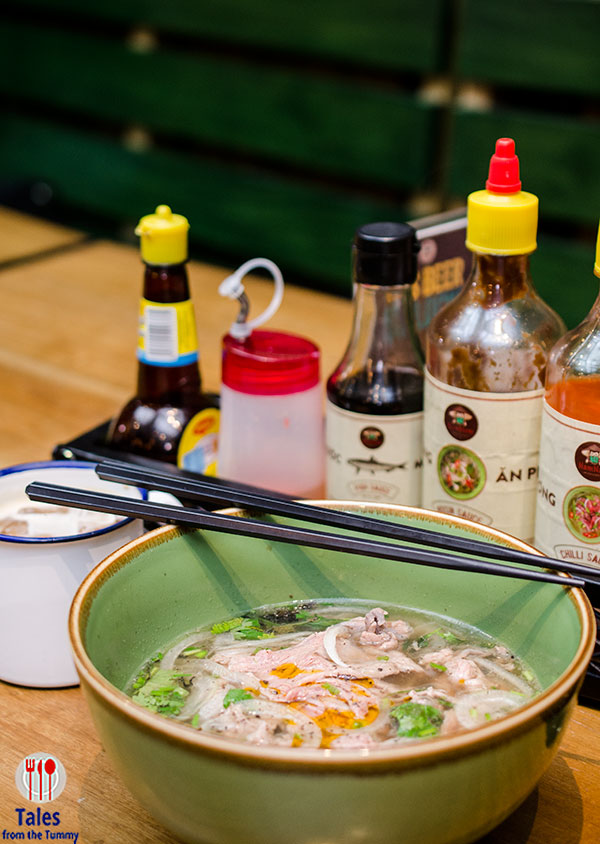 Annam noodle bar in eastwood for Annam vietnamese cuisine