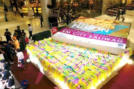 Pastillas Festival at SM City Baliwag