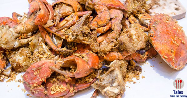 Blue Posts Boiling Crabs and Shrimps Opens in Greenhills