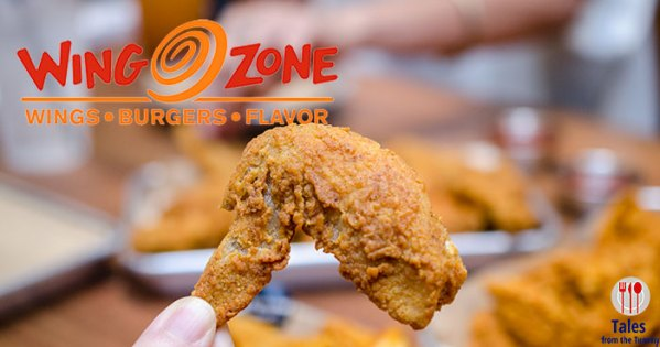 Wing Zone, All About Flavor