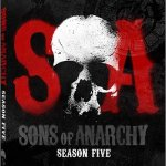 #Win Sons of Anarchy Season 5 on Blu-ray US/CAN #soa