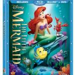 #Disney The Little Mermaid: Diamond Edition Blu-ray Combo Pack