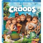 While moms away the Croods will Play The Croods on BluRay  #TheCroodsDVD