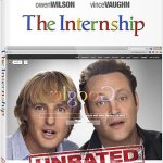 The Internship on BlueRay