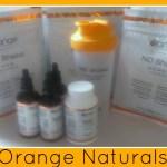 Introducing Orange Naturals #NaturallyAtHome