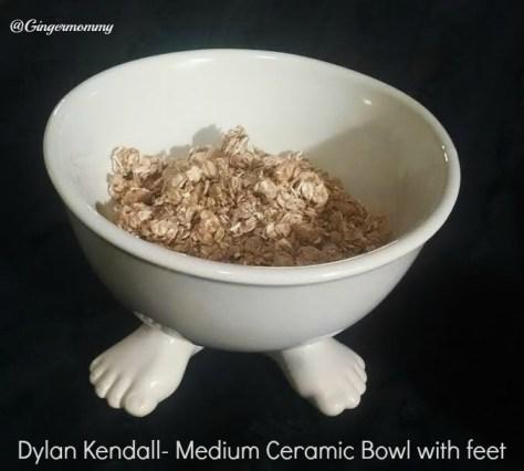 feet bowl large