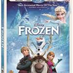 FROZEN Available on Blu-ray Combo Pack on March 18th  #Disney