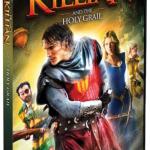 Prince Killian And The Holy Grail DVD