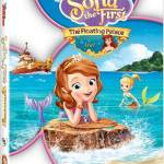 SOFIA THE FIRST: THE FLOATING PALACE on DVD