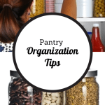 5 Tips to Organize your Pantry