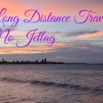 Long Distance Travel, No Jetlag